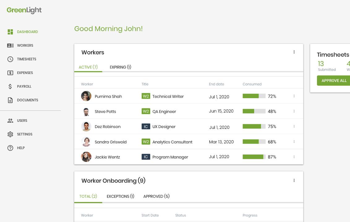 greenlight screenshot 2020